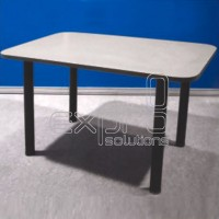 Table rectangular (Grey)